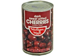 ミシガン ダークスウィートチェリー ヘビーシラップ 4号缶