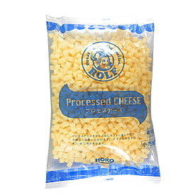 宝幸 ロルフ Dプロセスチーズ8mm 1kg サイコロチーズ ダイスチーズ(冷蔵)