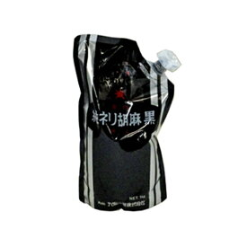 九鬼 純ネリ胡麻 黒 1kg 【常温】