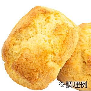 (お取り寄せ商品) イズム 冷凍パン生地 スコーンC50 プレーン 50g×100 (冷凍)