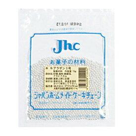 (ネコポス可)Jhc アラザン 3号 直径約3mm 15g(常温)