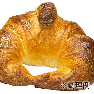 (お取り寄せ商品) イズム 冷凍パン生地 発酵バタークロワッサン板 45g×100入 (冷凍)