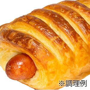 (お取り寄せ商品) イズム 冷凍パン生地 ウインナークロワッサン 70g×60入 (冷凍)