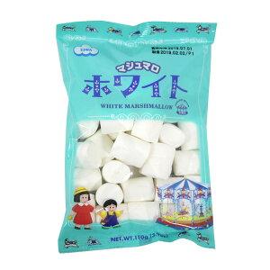 エイワ ホワイト マシュマロ バニラ味 110g×2個(常温)