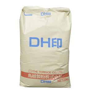 (お取り寄せ商品)鳥越 DH印 パン専用粉 強力粉 25kg(常温)