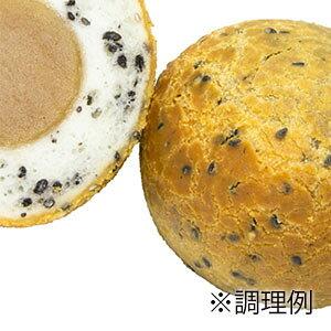 【お取り寄せ商品】ISM (イズム) 冷凍パン生地 黒ごまきな粉チャプサル 85g×70入 【冷凍】