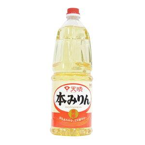 天晴 本みりん 徳用 1.8L 1800ml ペットボトル【常温】