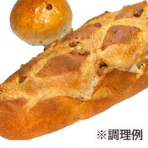 【お取り寄せ商品】ISM (イズム) 冷凍パン生地 クルミパン 250g×24入 【冷凍】