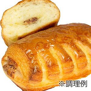 【お取り寄せ商品】ISM (イズム) 冷凍パン生地 ヘーゼルナッツデニッシュ 160g×35入 【冷凍】