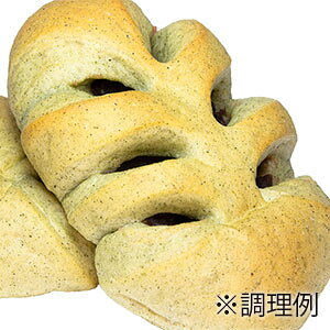 【お取り寄せ商品】ISM (イズム) 冷凍パン生地 若草玉生地 40g×120入 【冷凍】