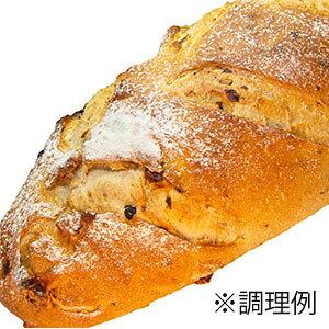 【お取り寄せ商品】ISM (イズム) 冷凍パン生地 イチジク&クルミブレッド 250g×24入 【冷凍】