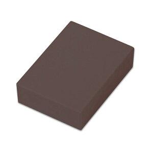 (お取り寄せ商品)和気 トリフケース 貼函マイキュービック カカオ(茶) 6個用 118×83×34mm×30セット 3-006-07 トリュフ箱(常温)