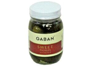 GABAN (ギャバン) スイートピクルス 260g【常温】