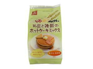 ホットケーキミックス お豆と雑穀 300g 【常温】