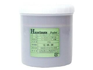 JCA ヘーゼルナッツ プラリネ 1kg