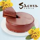 【父の日】魅惑のザッハトルテ ザッハトルテ チョコレートケーキ ザッハ ギフト