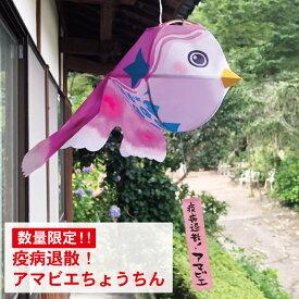 疫病退散! 【アマビエちょうちん】 あさひ製菓 果子乃季 プチギフト 山口 柳井 郷土玩具