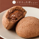 月でひろった卵 ショコラ4個入 お土産 和菓子 山口 つきたま 果子乃季 tukitama