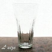 タテシマグラスL<ガラス工房CRAFTHOUSE>