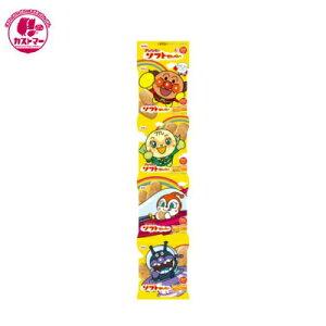 【4P アンパンマンのソフトせん 52g(13g×4袋)×12個 】 栗山米菓  おかし お菓子 おやつ 駄菓子 こども会 イベント パーティ 景品 せんべい 煎餅