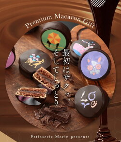 もりんパレットマカロン6個セット