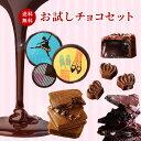 お試し・送料無料 訳あり 人気 スイーツ 生チョコレート お試し【ご自宅用】お買い得な人気チョコレートお試しセット