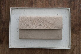 irose / イロセ PAPER LONG WALLET(ベージュ)【ACC-P15】財布 ウォレット