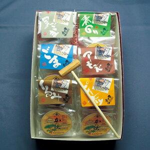 かたやき(堅焼き)ギフトセット 18枚入り 日本一堅い煎餅 TV・雑誌でも紹介 伊賀 老舗 土産・おみやげにもおすすめ 和菓子(お菓子・焼き菓子)詰合せ 父の日 プレゼント・ギフト 伊賀菓庵山本