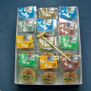 かたやき(堅焼き)ギフトセット 36枚入り 日本一堅い煎餅 TV・雑誌でも紹介 伊賀 老舗 土産・おみやげにもおすすめ 和菓子(お菓子・焼き菓子)詰合せ 父の日 プレゼント・ギフト 伊賀菓庵山本