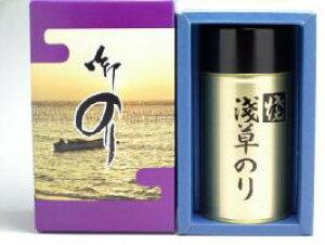 浅草名物 おつまみ海苔 1缶 詰合わせ 海苔 味付け ギフトセット(小)