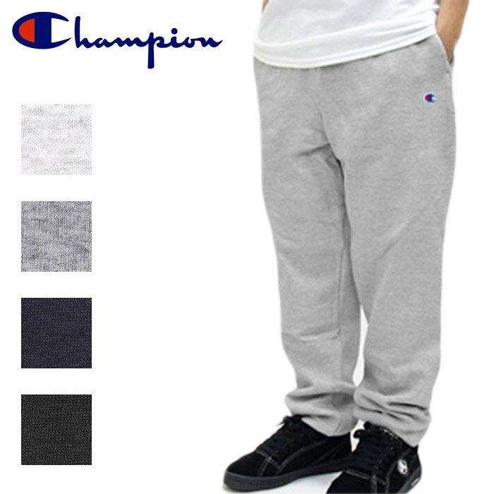 送料無料 チャンピオン CHAMPION 12オンス リバースウィーブ スウェットパンツ 12oz REVERSEWEAVE SWEAT PANTS ブラック ネイビー グレー シルバー 黒 チャンピョン CHMP-FRW10