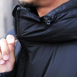 【送料無料】マニュアルアルファベットナンガダウンジャケットメンズダウン黒ブラックオリーブカーキアウター防寒おしゃれ日本製MANUALALPHABETNANGADOWNJACKETM/APCUDOWNJACKETMA-J-214