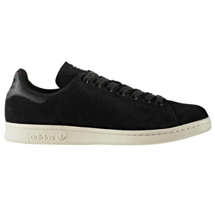 アディダス オリジナルス スタンスミス adidas originals STAN SMITH メンズ レディース スニーカー 黒 ブラック BZ0485 スエード 送料無料