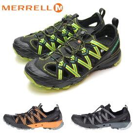 メレル MERRELL チョップロックシャンダル スポーツサンダル スポサン メンズ アウトドアシューズ フェス キャンプ ウォーターシューズ マリンスポーツ 靴 CHOPROCK SHANDAL MENS 送料無料