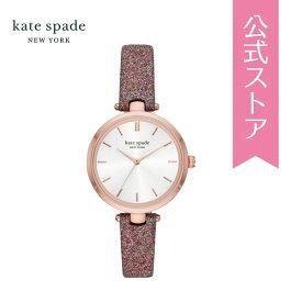 【50%OFF】ケイトスペード 腕時計 レディース Katespade 時計 KSW1580 HOLLAND 公式 2年 保証