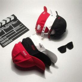 韓国 ストリート スケーター B系 ステージ衣装 ダンス衣装 ガールズ ファッション HIPHOP ベースボール キャップ ハット ロゴ レディース ダンス 衣装 ヒップホップ 派手 カワ 原宿 個性的 帽子