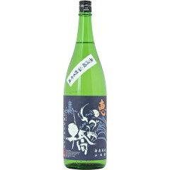 ☆【日本酒】いづみ橋恵青ラベル純米吟醸1800ml