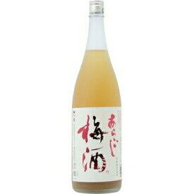 ☆【梅酒】梅乃宿(梅の宿) あらごし梅酒 1800ml