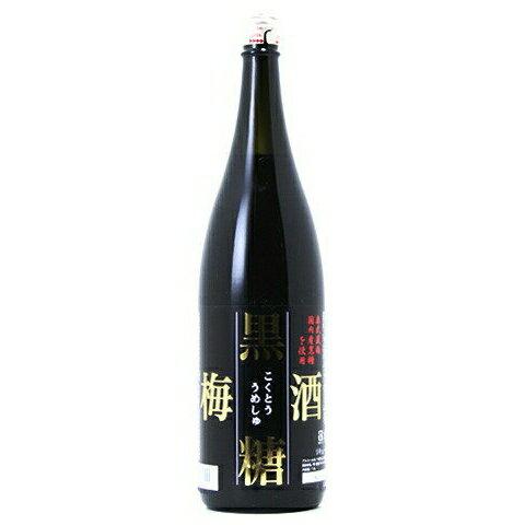 ☆【梅酒】奥武蔵の黒糖梅酒 14度 1800ml