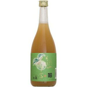 ☆【梅酒】子宝プレミアムリッチ梅酒720ml