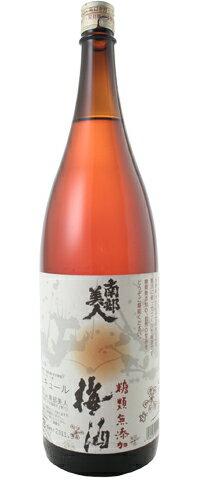 □【梅酒】南部美人(なんぶびじん) 梅酒 1800ml