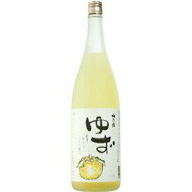 【リキュール★ゆず(柚子)】梅乃宿(うめのやど・梅の宿)ゆず酒 1800ml