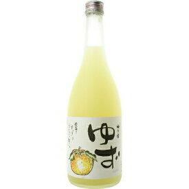 【リキュール★ゆず(柚子)】梅乃宿(うめのやど・梅の宿)ゆず酒 720ml