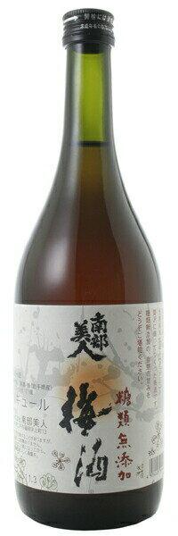 □【梅酒】南部美人(なんぶびじん) 梅酒 720ml