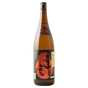 【芋焼酎】達磨(だるま)黒麹仕込み(紅あずま)25度 1800ml