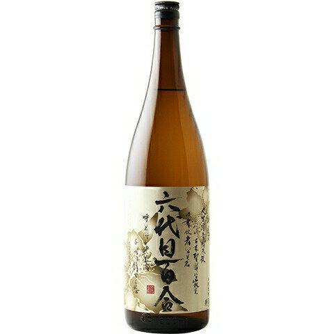 ☆【芋焼酎】六代目百合 (ろくだいめゆり) 25度 1800ml