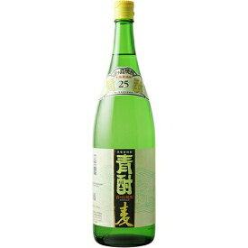 □【麦焼酎/東京島酒】青酎(あおちゅう)25度 1800ml