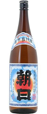 ☆【黒糖焼酎】朝日(あさひ) 30度 1800ml