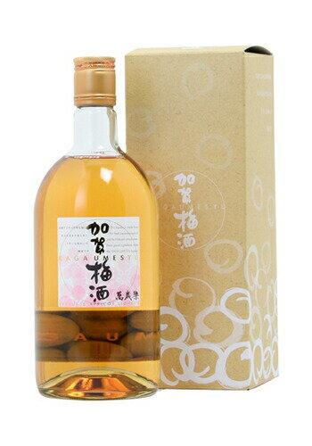 □・【梅酒】加賀梅酒 14度 720ml