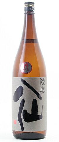 ☆【日本酒】陸奥八仙(むつはっせん)純米吟醸 火入れ 1800ml※クール便発送